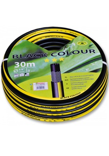 "Шланг сад. армир BLACK COLOUR 1/2"" 30м, Польша"
